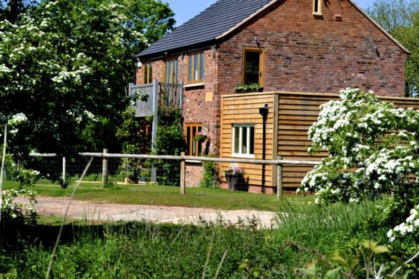 Mutton Barn Rural holiday cottage close to Stratford upon Avon Warwickshire